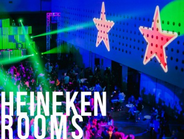 Heineken Rooms