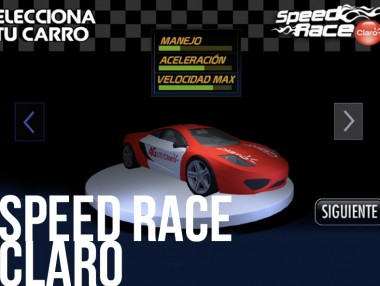 Claro Speed Race